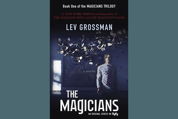 """หนังสือนิยายเเห่งเมืองนิวยอร์ก พลังเเห่งเวทมนต์ """"The Magicians"""""""